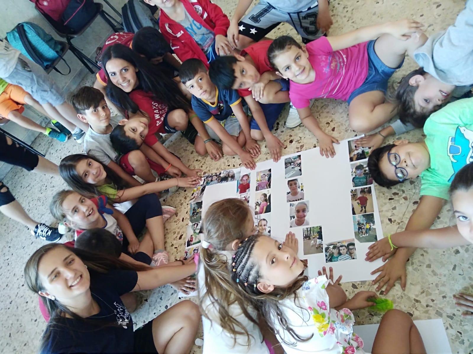 Centro estivo 28/06/2018 – fondiario dell'ultimo giorno