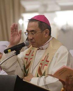 Arcivescovo Kriengsak_Kovitvanit